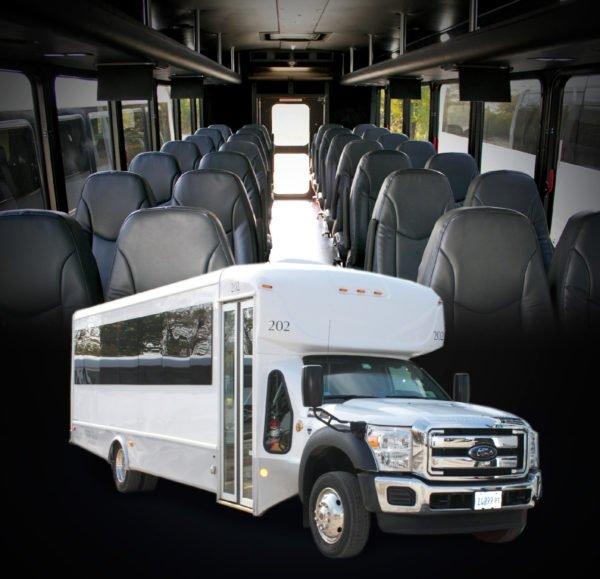 32-Passenger-Executive-Coach-Bus