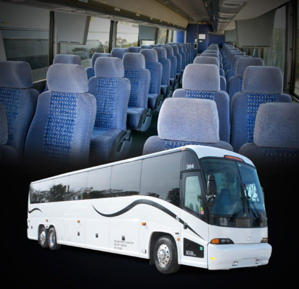 Northbook Charter Bus