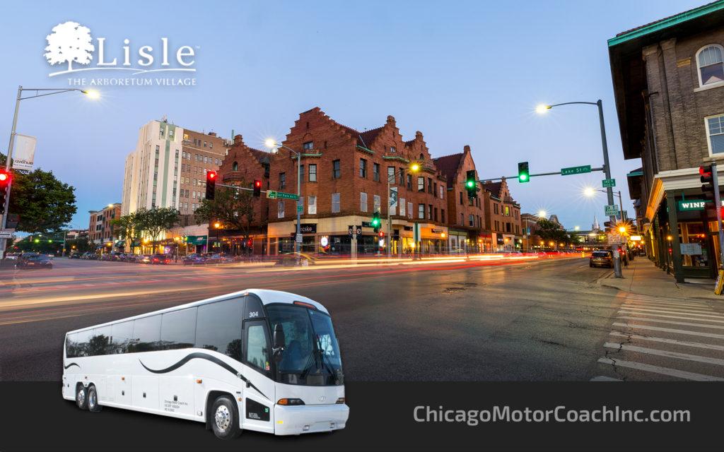 Lisle Charter Bus