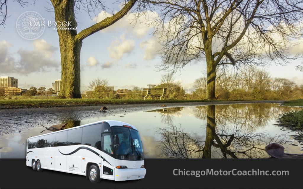 Oak Brook Charter Bus