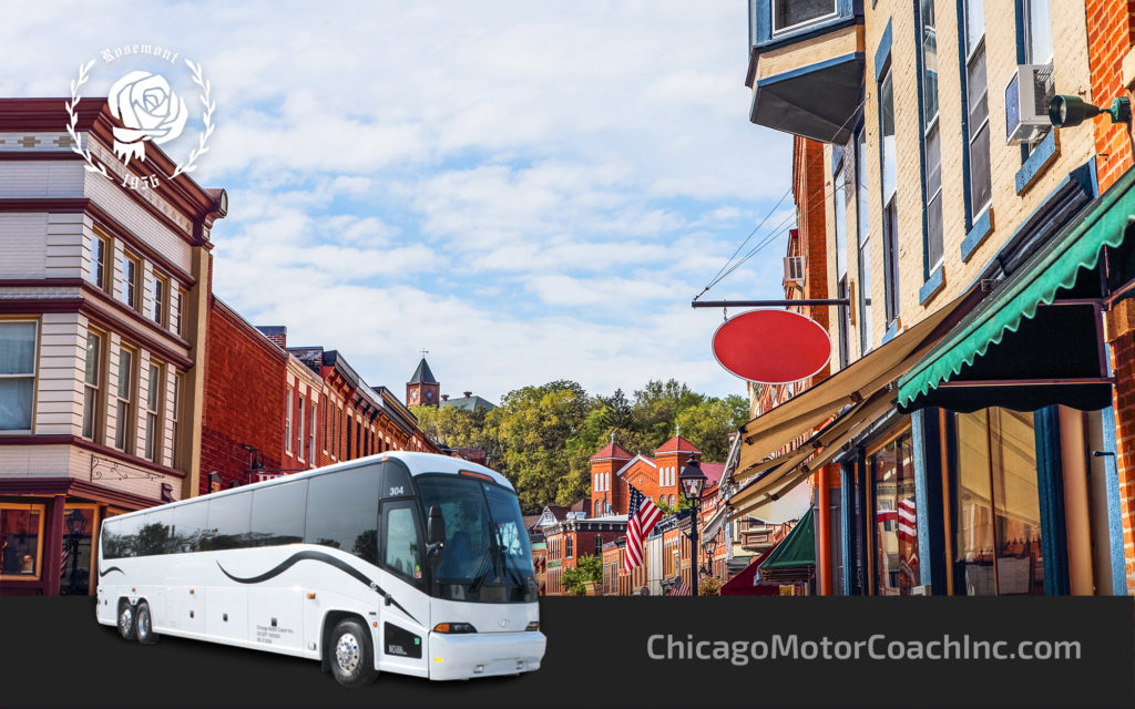 Rosemont Charter Bus