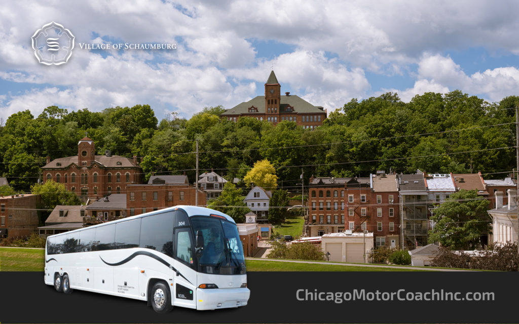 Schaumburg Charter Bus | Schaumburg Charter Bus Rental | Schaumburg