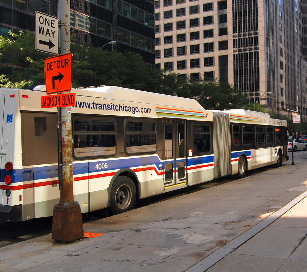 chicago cta bus