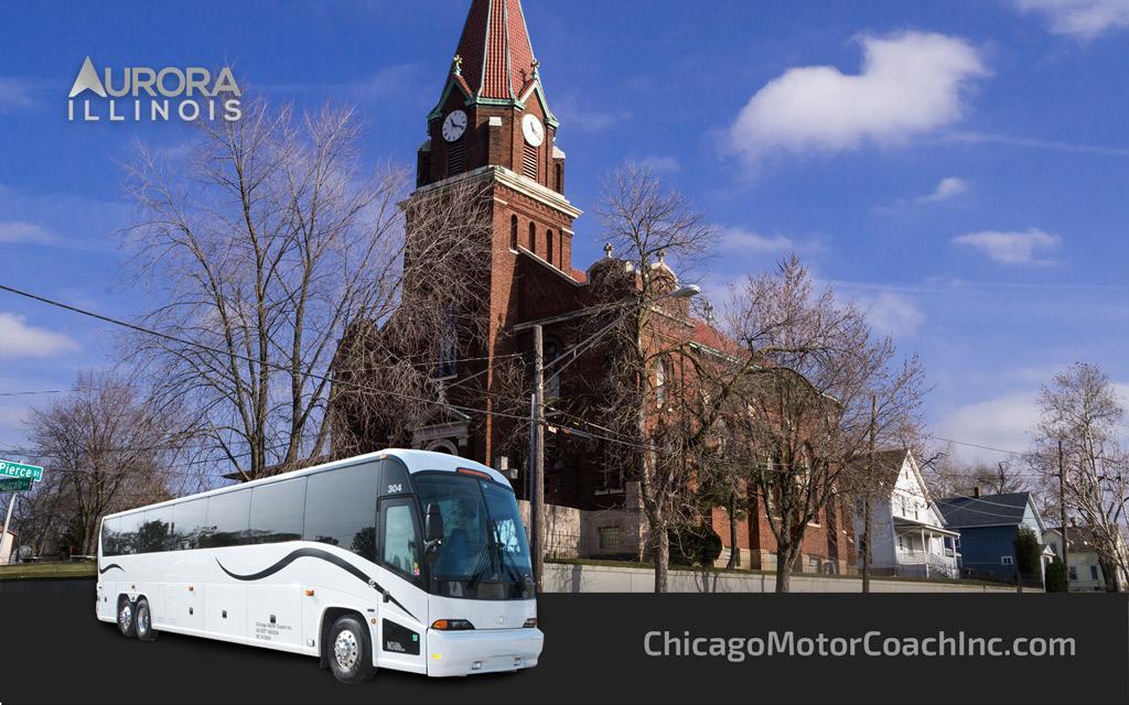 Aurora Charter Bus