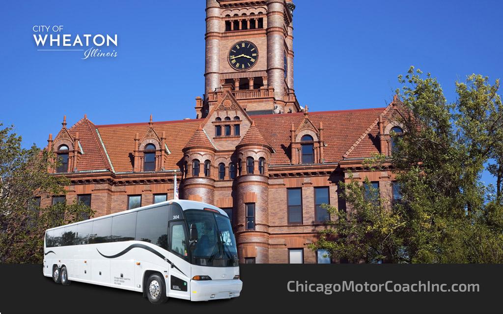 Wheaton Charter Bus