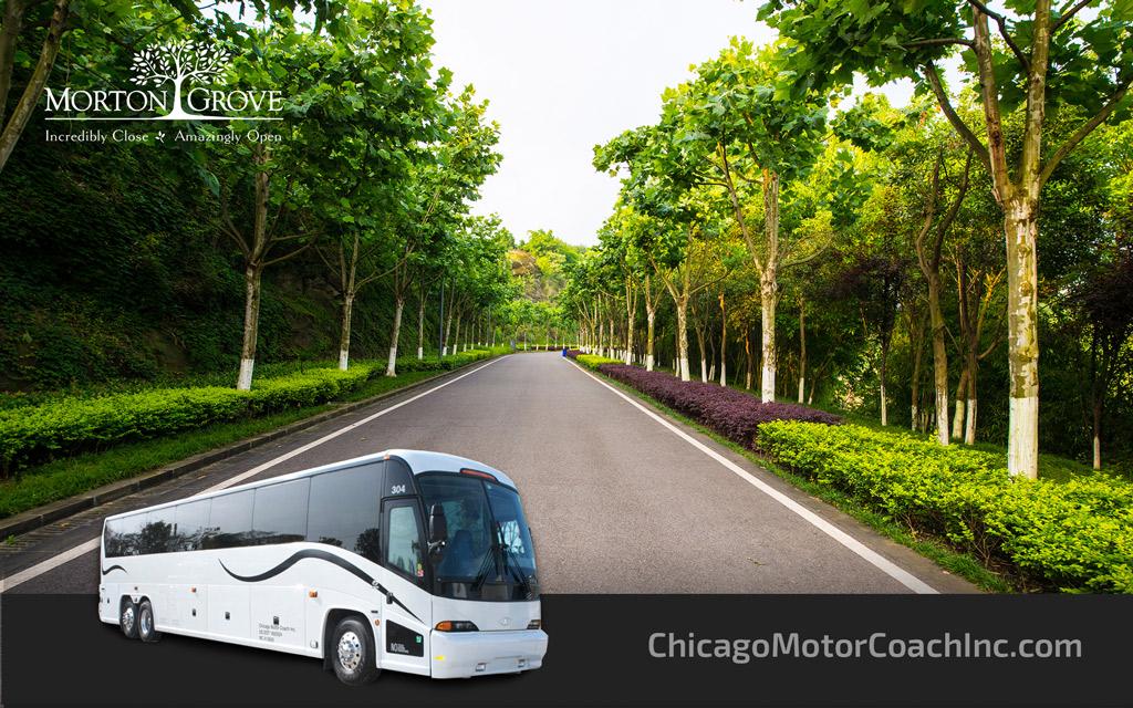 Morton Grove Charter Bus